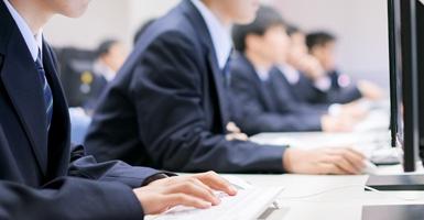 進路:短期大学・専門学校・就職