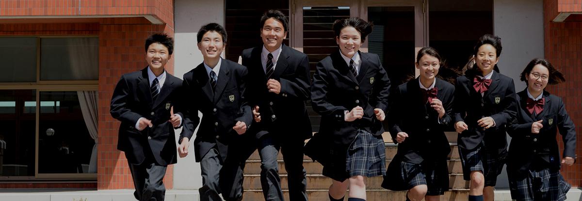 自由ケ丘の学校見学会