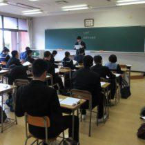 新入生行事②クラス分けテスト