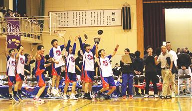 男子バスケットボール部2
