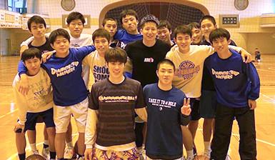 男子バスケットボール部3