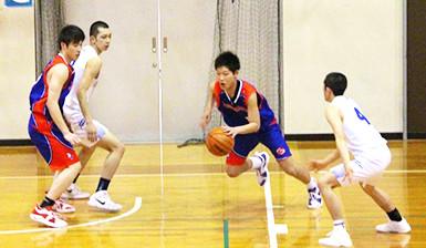 男子バスケットボール部4